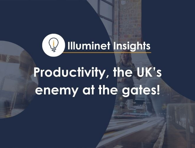 Productivity, the UK's enemy at the gates!