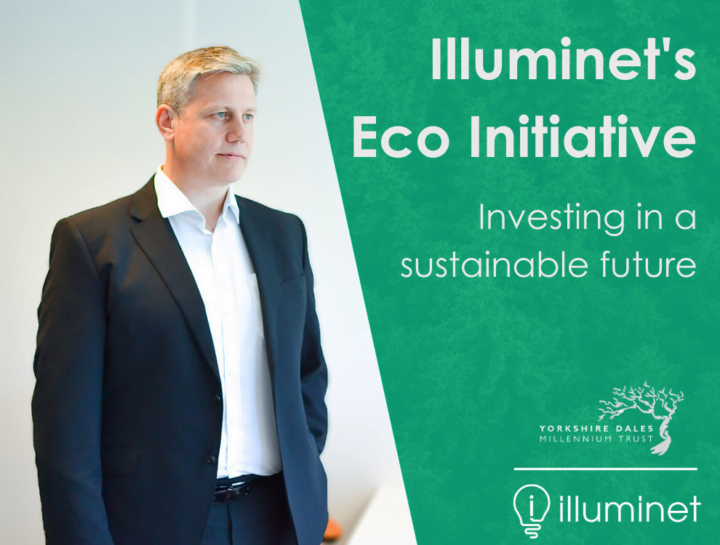 Illuminet's Eco Initiative  – Investing in a sustainable future