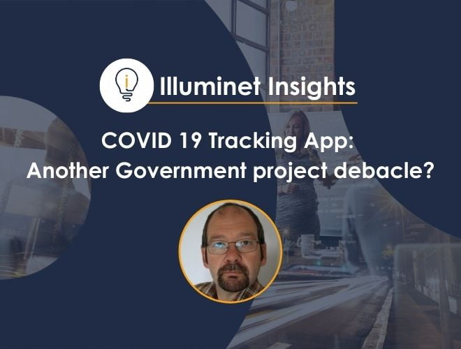 COVID 19 Tracking App – Another Government project debacle?