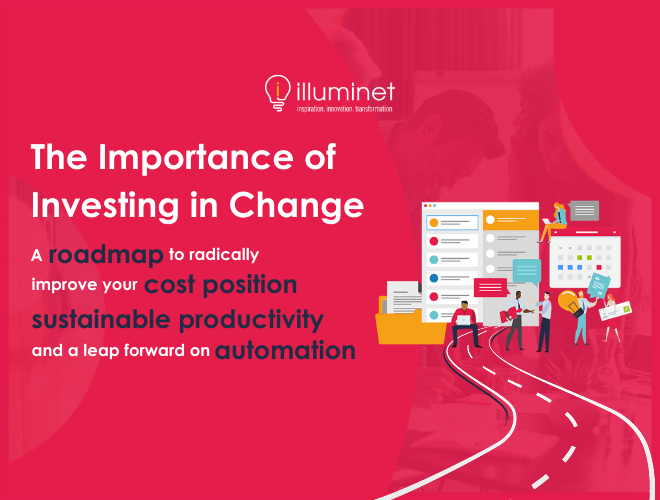 The Importance of Investing in Change