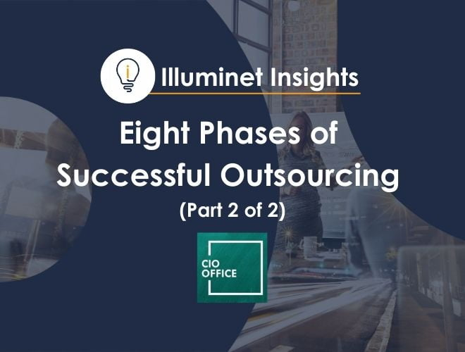 Eight Phases of Successful Outsourcing (Part 2 of 2)