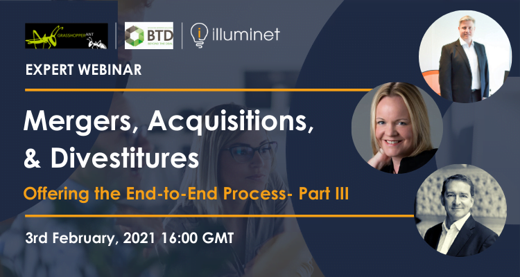 mergers and acquisitions webinar 3