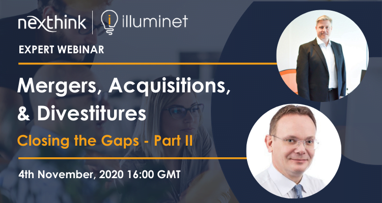 mergers and acquisitions webinar 2