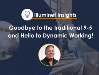 Goodbye to the traditional 9-5 and Hello to Dynamic Working!