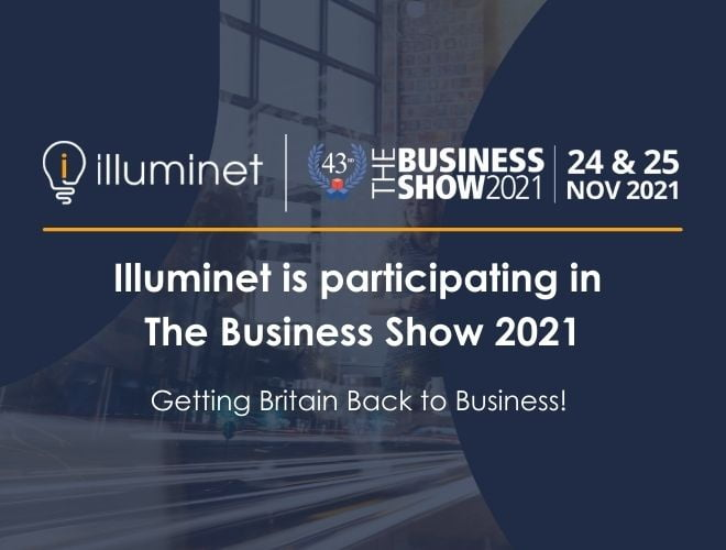 The Business Show 2021. Getting Britain Back to Business!
